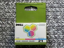 DELL Series 21 Color Ink Cartridge *New OEM* (Y499D)