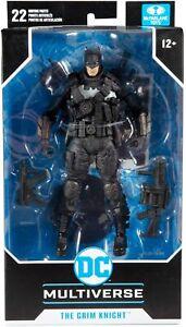 McFarlane Toys DC Multiverse Dark Nights Metal: The Grim Knight Action Figure