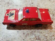 Superfast Lesney Matchbox 59 73 Mercury Firefighter Firefighters Fire Fighter