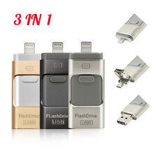 8GB USB Flash Drive U Disk OTG Memory Stick For iPhone For ipad USB Thumb For pc