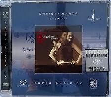 Christy Baron - Steppin' (2001) (Limited Edition Hybrid Multichannel SACD)
