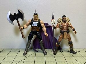 Marvel Universe Kraven The Hunter Infinite Series Ares Loose 3.75 Action Figures