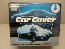 NEW 1980's SHORT BED PICK-UP TRUCK CAR COVER FORD RANGER CHEVY S-10 GMC S-15