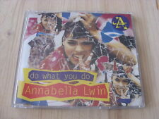 Annabella Lwin:   Do What You Do (photo on sleeve)   CD Single     NM