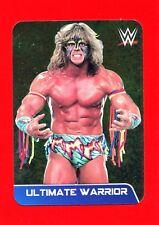 WWE WRESLING - 2014 - Edibas Lamincards - n. 80 - ULTIMATE WARRIOR