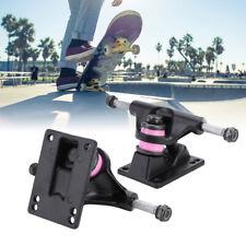 2pcs Skateboard Square Speed Trucks Road Skating Board Truck