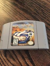 Top Gear Overdrive (Nintendo 64, 1998) N64 Game Cart Works  NE5