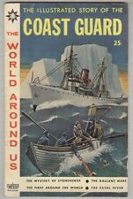 The World Around Us #12 August 1959 Vg/Fn Coast Guard, Ingles art