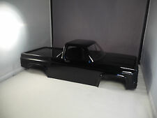 NEW 1979 CHEVY C/K PICKUP BODY  E-REVO / AXIAL SCX10 AX10 TRX-4 CRAWLER -BLACK