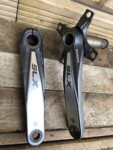 Shimano SLX Crankset, Hollowtech, 73mm, 175 Arm Length Xc Enduro MTB