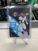2020 Panini Black Cam Akers Rookie 1/1 TRUE ONE OF ONE RAMS #112