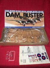 Advent Dam Buster Model Plane Kit Sealed Parts Bag Complete Minor Box Damage