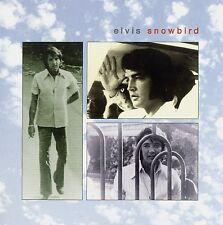 RARE CD IMPORT ELVIS PRESLEY- SNOWBIRD - LIVE IN LAS VEGAS - JANVIER 1971