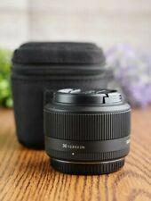 Sigma 30mm f/2.8 DN EX Lens | Micro Four Thirds