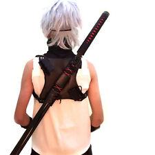 Naruto Kakashi Hatake Anbu Schwert sword Spiel katana Cosplay Schwarz Black