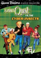 JONNY QUEST VS THE CYBER INSECTS -  Region Free DVD - Sealed