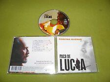 Paco de Lucía - Cositas Buenas - RARE Original IMPORT CD Latin Flamenco Rumba