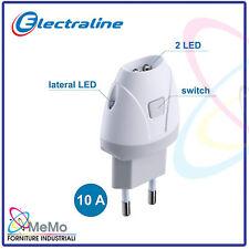 WvI Electraline 58303 torcia d/'emergenza automatica con funzione luce di