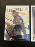 Buddy Hield Rookie Card Lot (3) New Orleans Pelicans Sacramento Kings