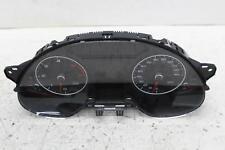 2014 AUDI A4 B8 1968cc Diesel Automatic Speedometer Speedo Clocks