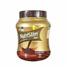 NUTRISLIM PLUS Natural Weight Loss Powder Chocolate Flavour 500g Free Ship R