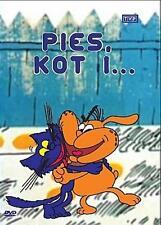 Pies, Kot i ... (DVD) 1972 bajki dla dzieci POLSKI POLISH