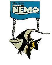 Disney Auctions Finding Nemo Gill LE Pin