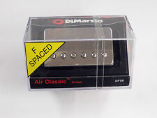 DiMarzio F-spaced Air Classic Bridge Humbucker W/Nickel Cover DP 191