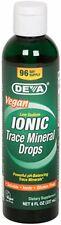 Vegan Ionic Trace Mineral Drops, Deva Vegan Vitamins, 8 oz