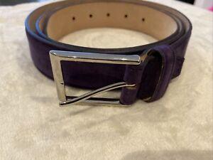 Mingo Portofino Genuine Leather Belt 125/140