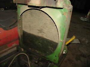 John Deere  Engine Motor Radiator 70 720 Diesel 730