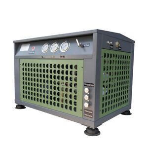 High Pressure Home CNG Compressor Single Phase Refill Vehicle At Home 3600psi