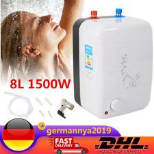 NEU 8L 1500W druckfest Untertisch Heißwasser Speicher Kospel Klein Boiler DE DHL