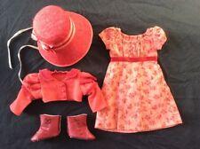 Genuine American Girl Doll Clothes Caroline de voyage costume spencer & CHAPEAU avec boite
