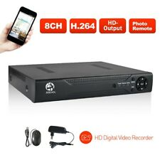 JOOAN 8CH  HDMI CCTV DVR NVR Video Recorder For CCTV Security Camera System