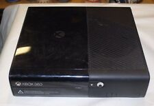 XBOX 360 E CONSOLE 4GB REPLACEMENT CONSOLE ONLY TESTED 10-27-14 FREE SHIPPING