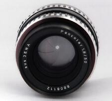 CARL ZEISS PANCOLAR 50MM F/1.8 M42 lens fit CANON NIKON PENTAX SONY MFT M43 #112