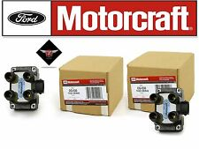Set of 2 Motorcraft Ignition Coil Pack DG530 1992-1997 Ford Crown Victoria 4.6L