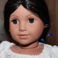 American Girl Doll Josefina, Pleasant Company! Soft Brown Eyelashes! VGC!
