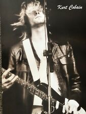 Kurt Cobain Nirvana Music Rock Poster. 20 X 28�