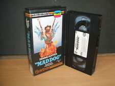 Maddog - Dennis Hopper  - PRE-CERT VHS Video