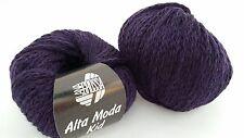 600 g Alta Moda Kid  lila Fb.007  Lana Grossa  Wolle/Mohair  RESTPOSTEN