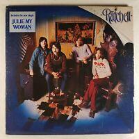 "Ratchell - Ratchell 1971 Decca Records 12"" 33 RPM LP Gate-fold (EX+) **Promo"