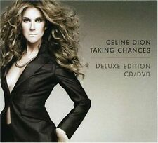 Celine Dion Taking Chances CD DVD ALBUM UK PAL NEW