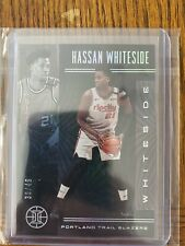 NBA Trading Card Hassan Whiteside Only 49 Made Immaculate Condition #investment