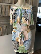 Silk Multicolor Missoni Dress Size 6 So Pretty!