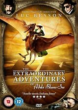 The Extraordinary Adventures of Adele BlancSec [DVD]
