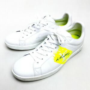 LOUIS VUITTON Luxembourg Line Sneakers 1A4OFJ