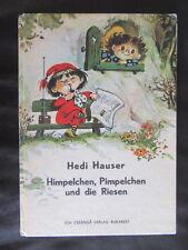 Himpelchen Pimpelchen und die Riesen-DDR Kinderbuch