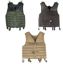 Oversized Big Tall 2XL 3XL Tactical Modular Vest Molle Adjustable Fox 65-2915